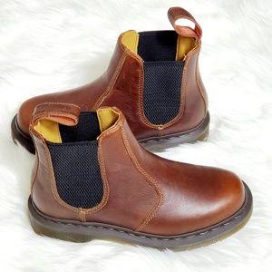 Dr. Martens 2976 Harvest Boots Brown Sz 5 NWB